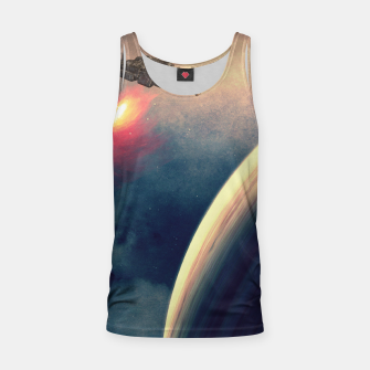 Thumbnail image of Excursion through time Tank Top, Live Heroes