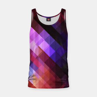 Thumbnail image of Pattern 11 Tank Top, Live Heroes
