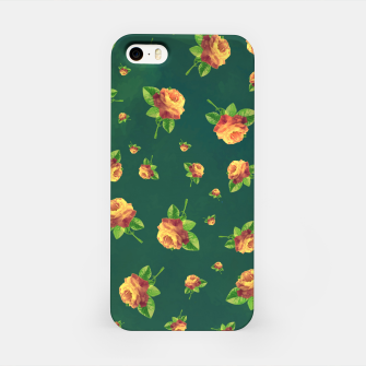 Thumbnail image of Roses & Greens iPhone Case, Live Heroes