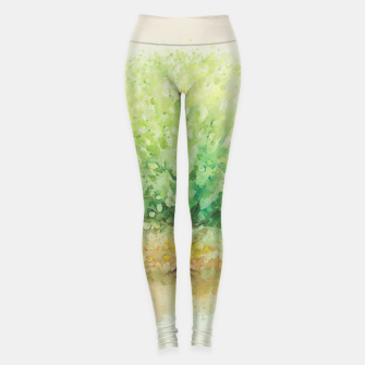 Miniaturka Old Tree Leggings, Live Heroes