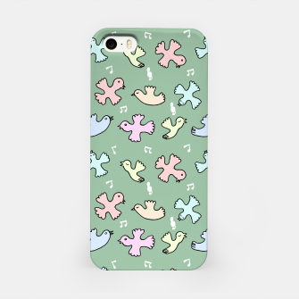 Thumbnail image of Singing Bird iPhone Case, Live Heroes