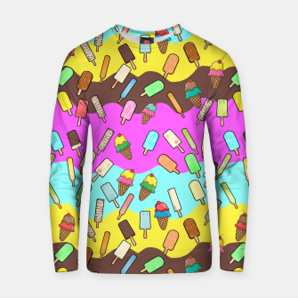 Thumbnail image of Ice Cream Treats Cotton sweater, Live Heroes