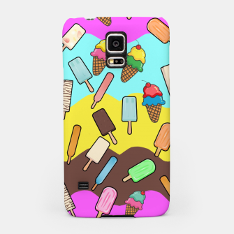 Ice Cream Treats Samsung Case obraz miniatury
