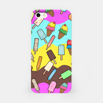 Ice Cream Treats iPhone Case thumbnail image