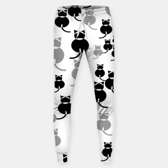 Miniatur Fat Cats Cotton sweatpants, Live Heroes
