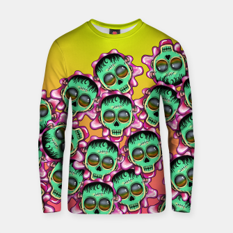 Thumbnail image of Cute Skull Franky Cotton sweater, Live Heroes