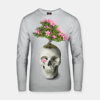 Thumbnail image of Bonsai Skull Cotton sweater, Live Heroes