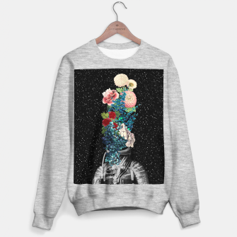 Flower Boom Sweater regular obraz miniatury