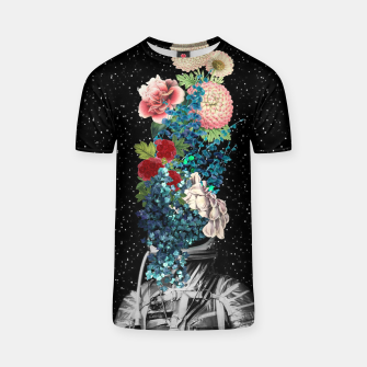 Thumbnail image of Flower Boom T-shirt, Live Heroes