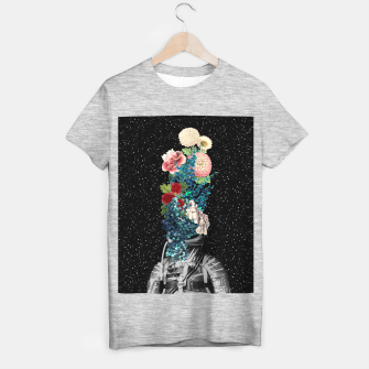 Flower Boom T-shirt regular obraz miniatury
