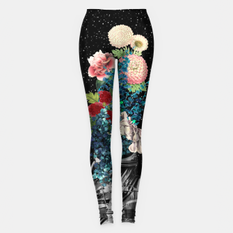 Flower Boom Leggings obraz miniatury