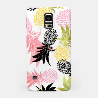 Thumbnail image of Pineapples Samsung Case, Live Heroes