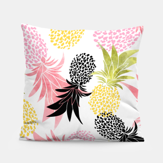 Thumbnail image of Pineapples Pillow, Live Heroes