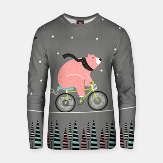 Miniatur Night ride Cotton sweater, Live Heroes