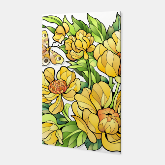 Miniature de image de Yellow Flowers Canvas, Live Heroes
