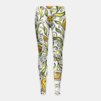 Miniature de image de Sun Shines  Girl's leggings, Live Heroes