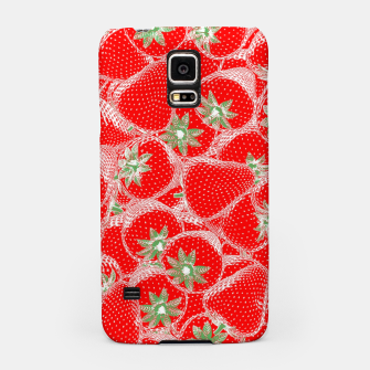 Strawberry Summer Samsung Case thumbnail image