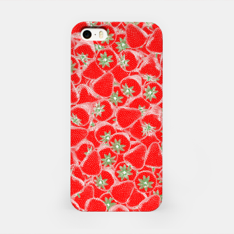 Strawberry Summer iPhone Case thumbnail image