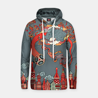Thumbnail image of Football Cotton hoodie, Live Heroes