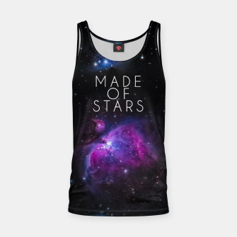 Miniature de image de Made of Stars Tank Top, Live Heroes