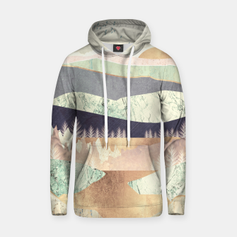 Miniature de image de Golden Spring Reflection Cotton hoodie, Live Heroes