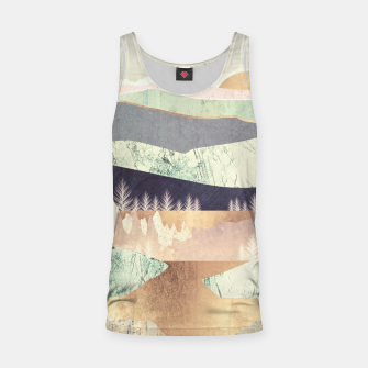 Golden Spring Reflection Tank Top thumbnail image