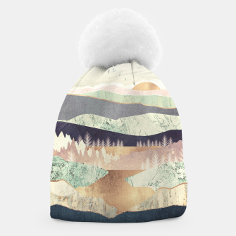 Golden Spring Reflection Beanie thumbnail image