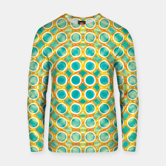 Thumbnail image of Kitsch Bubbles Cotton sweater, Live Heroes