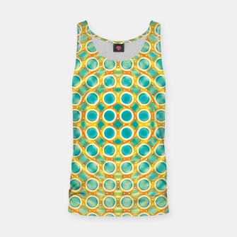 Thumbnail image of Kitsch Bubbles Tank Top, Live Heroes