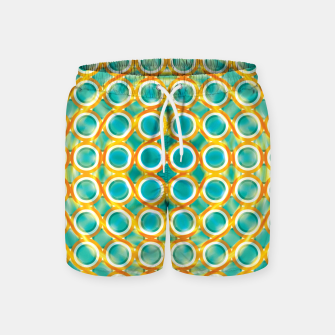 Thumbnail image of Kitsch Bubbles Swim Shorts, Live Heroes