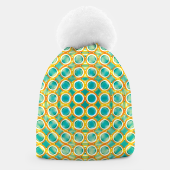 Thumbnail image of Kitsch Bubbles Beanie, Live Heroes