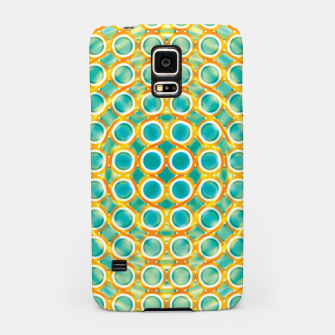 Thumbnail image of Kitsch Bubbles Samsung Case, Live Heroes