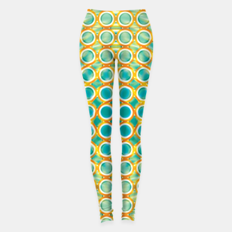 Thumbnail image of Kitsch Bubbles Leggings, Live Heroes