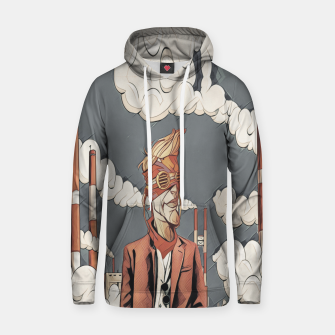 Thumbnail image of Factory Cotton hoodie, Live Heroes