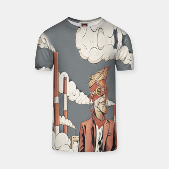 Thumbnail image of Factory T-shirt, Live Heroes