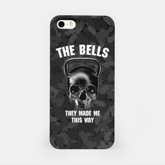Thumbnail image of The Bells They Made This Way iPhone Case, Live Heroes