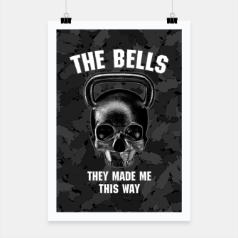 Thumbnail image of The Bells They Made This Way Poster, Live Heroes