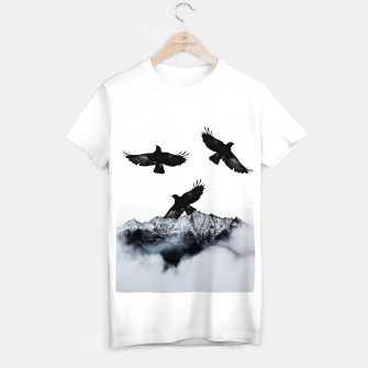 Thumbnail image of Ravens T-shirt regular, Live Heroes