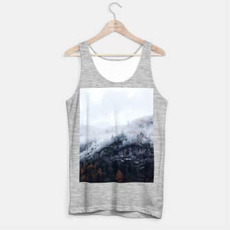 Thumbnail image of On the Verge of Winter Tank Top regular, Live Heroes