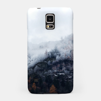 Thumbnail image of On the Verge of Winter Samsung Case, Live Heroes