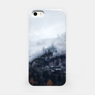 Thumbnail image of On the Verge of Winter iPhone Case, Live Heroes