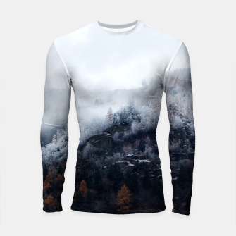 Miniatur On the Verge of Winter Longsleeve rashguard , Live Heroes