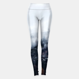 Thumbnail image of On the Verge of Winter Leggings, Live Heroes