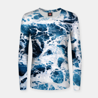 Tropical X Woman cotton sweater thumbnail image