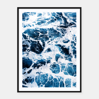 Tropical X Framed poster thumbnail image