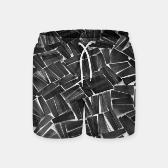 Thumbnail image of Pulp Fiction II Swim Shorts, Live Heroes