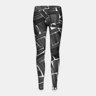 Thumbnail image of Pulp Fiction II Girl's leggings, Live Heroes