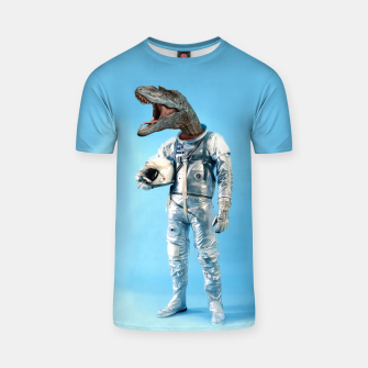 Thumbnail image of Astrodino T-shirt, Live Heroes