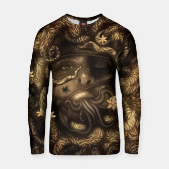 Thumbnail image of Rope Cotton sweater, Live Heroes