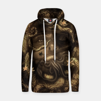 Thumbnail image of Rope Cotton hoodie, Live Heroes